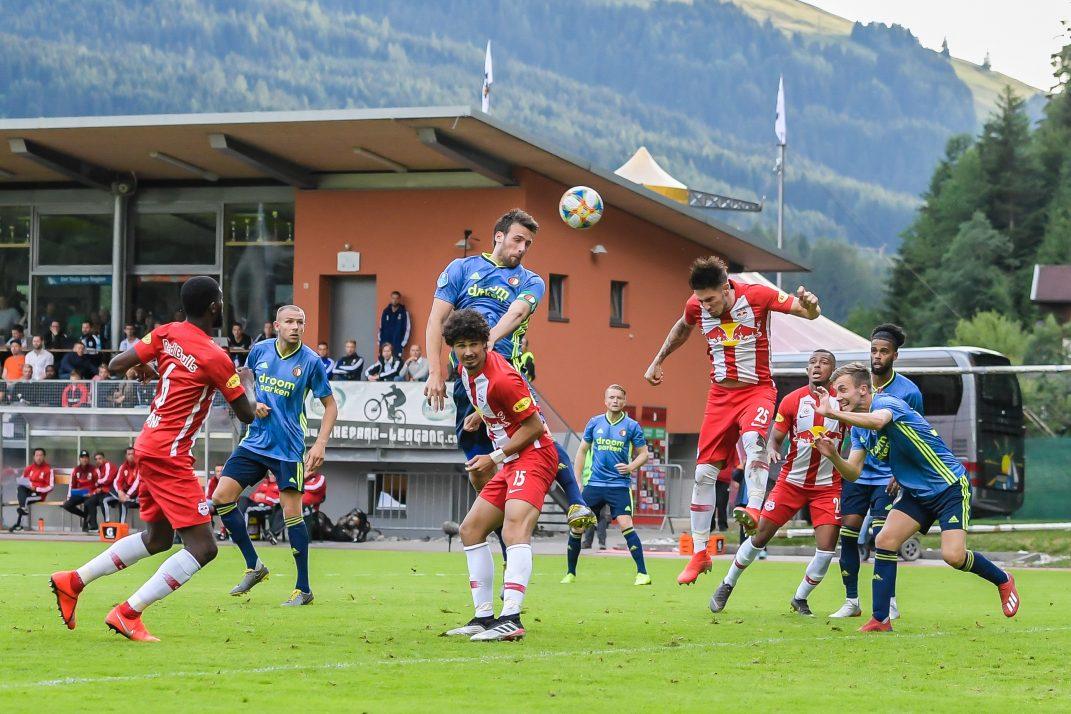 Für Red Bull Salzburg stehen auch zwei Testspiele am Programm